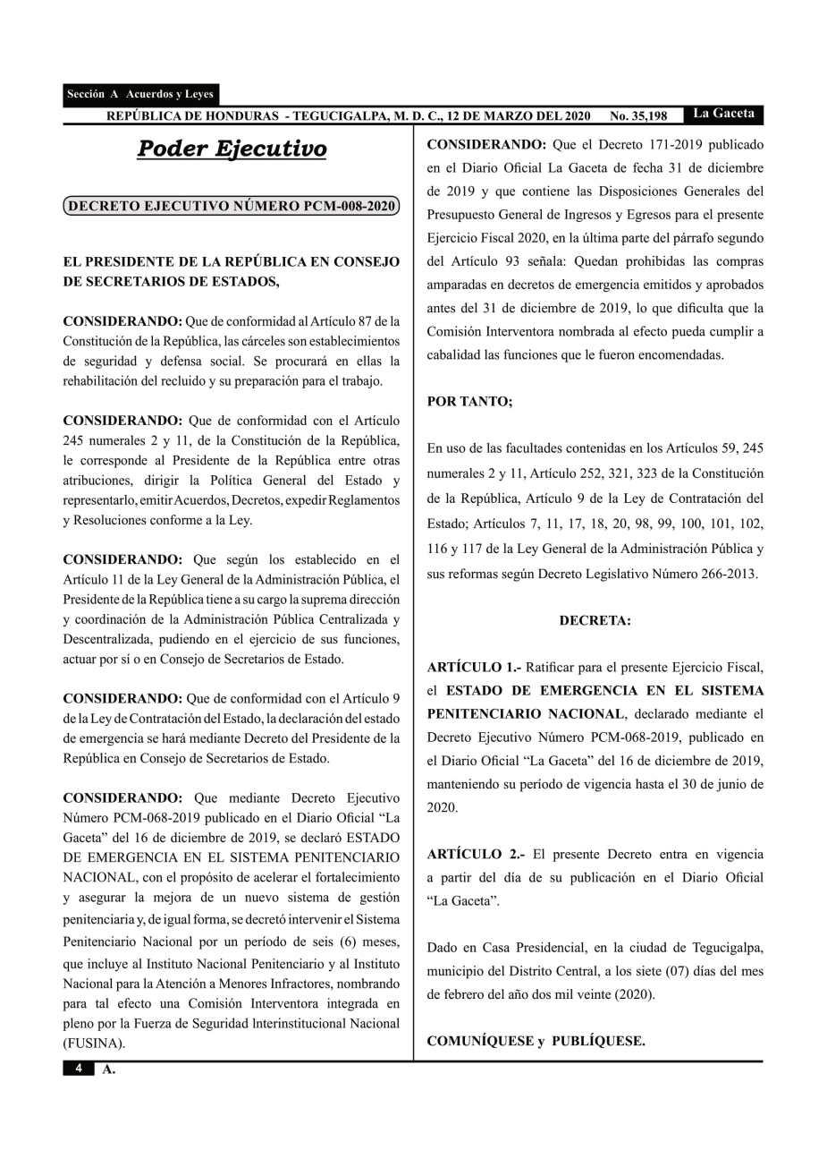 12 DE MARZO 2020, 35,198 2-4