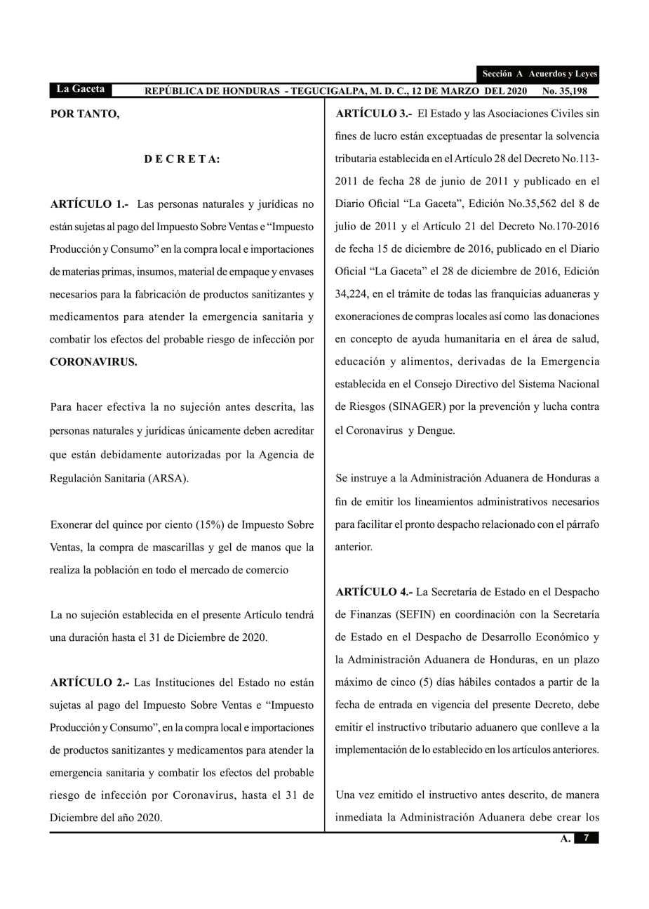 12 DE MARZO 2020, 35,198 2-7