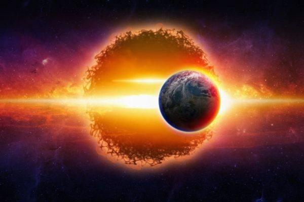 Nibiru närmar sig jorden i ett år. Nibiru närmar sig