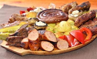 Platoul Marelui Carnivor - 2 persoane