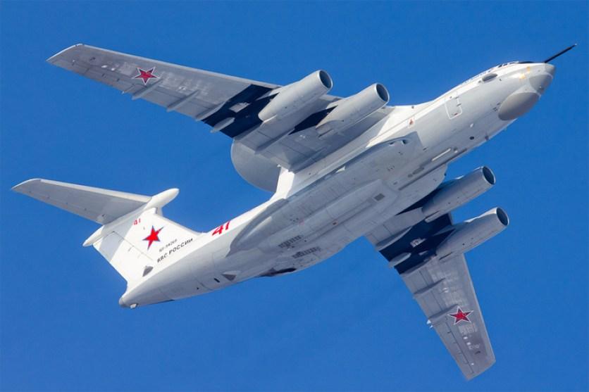 Ростех передал ВКС шестой самолет-локатор А-50У