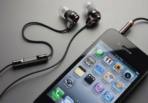 MP3-плеер из телефона