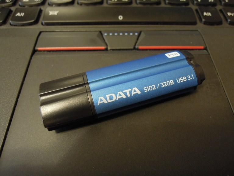 ADATA威剛 多款USB3.1 32G隨身碟 集評 - 滄者極限