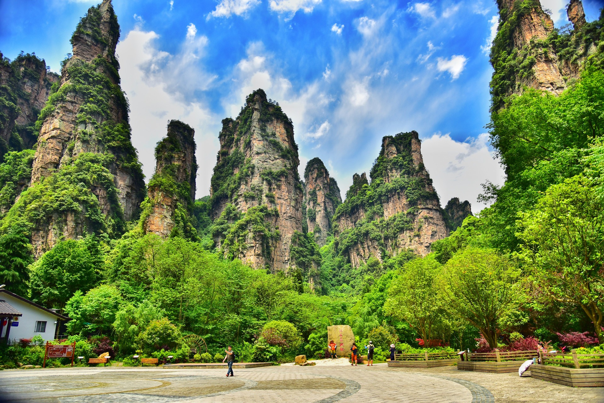 , Weekend Day Tripping to Avatar Land in Hunan Province by Jessica Addington, SDE Seadragon Education