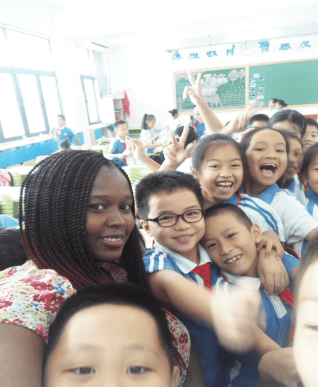 Teach in China, Teach in China – Kedesha's Story, SDE Seadragon Education, SDE Seadragon Education