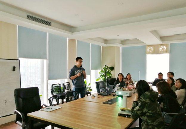 Legal Internship China