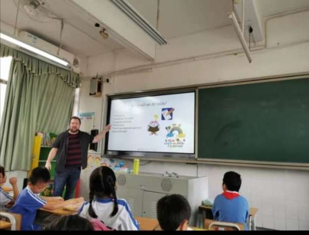 , Teaching in China During Covid-19, SDE Seadragon Education