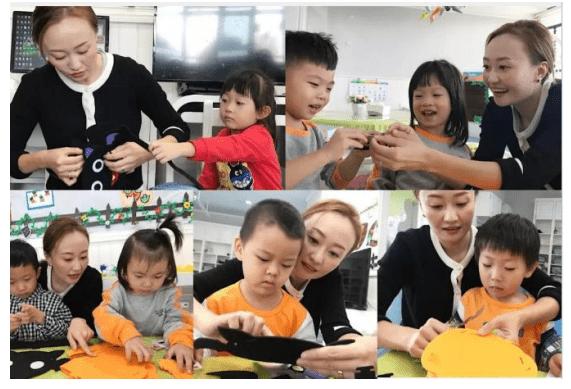 Teach-Kindergarten-In-Huizhou