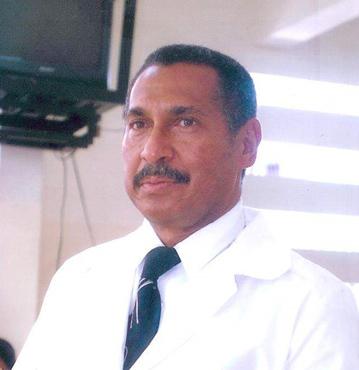 Dr. Domingo Peña Niña