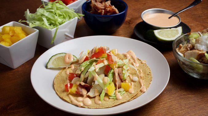 搭配丰富的taco饼套餐。(图/Getty Images)