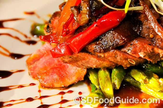 美食轩(Del Mar Rendezvous)香格里拉牛柳用的是安格斯精选牛肉