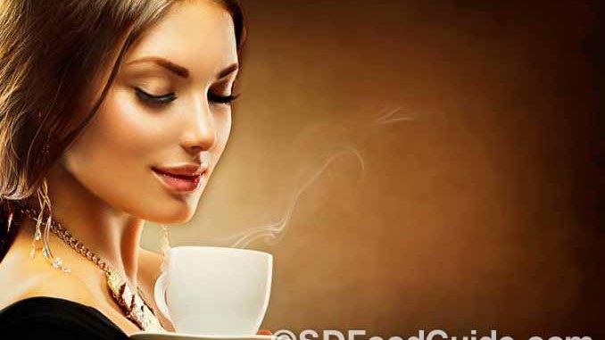 爱喝咖啡的人很多,咖啡的魅力除了苦中作乐的口感,引人入胜的香气也令人喜爱。(fotolia)