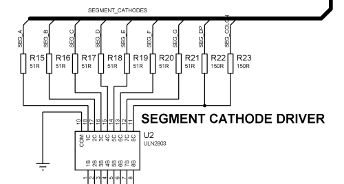 small resolution of 8 channel cathode drivers