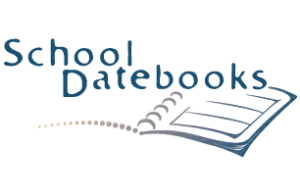 School Datebooks logo with transparent background.