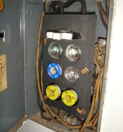 amp breaker fuse box wiring diagram centrebreakers prevent house fires home inspector san diegonew circuit breakers [ 1536 x 2048 Pixel ]