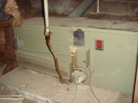 Recalled furnaces - Home Inspector San Diego and Orange County