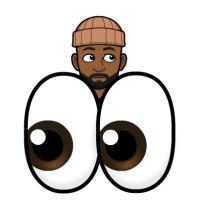 eye emoji