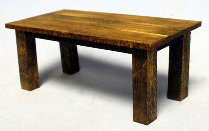 kitchen work tables design your own island table one inch scale 0 00 sdk miniatures