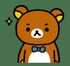【英文】Rilakkuma~慵懶每一天~ (拉拉熊) | Yabe-LINE貼圖代購 | 臺灣No.1,最便宜高效率的代購網