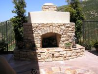 Fireplaces and Fire Rings - San Diego Landcare Systems ...