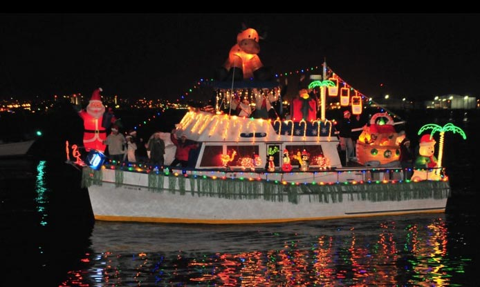 2015 San Diego Parade of Lights Viewing Dinner