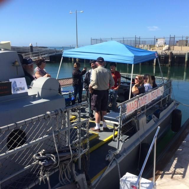Swift Boat Coastal Cruise Maritime Museum Of San Diego