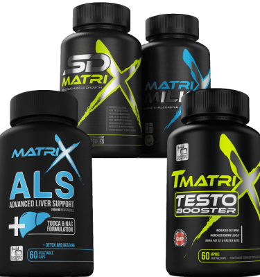 SD Matrix, Matrix Milk, T Matrix & ALS