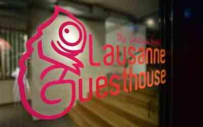 Le compte à rebours a commencé ! GuestHouse Lausanne