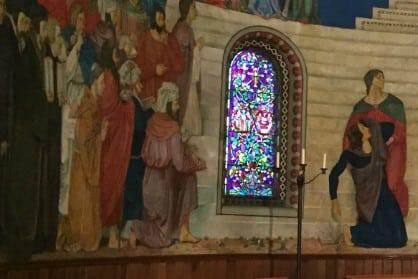 Visite des orgues de St-Jean
