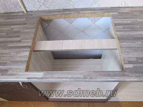 Как устанавливать варочную панель в столешницу