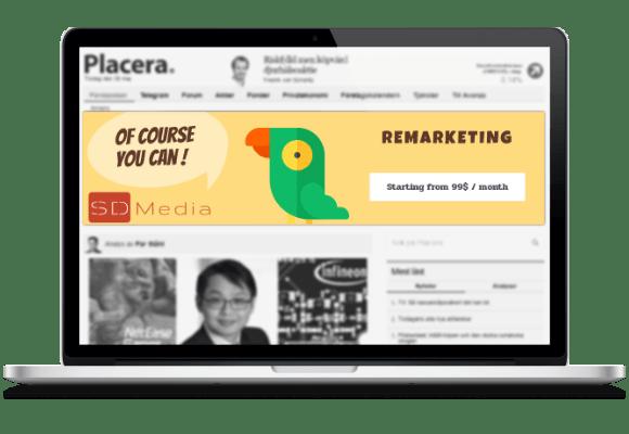 Programmatisk annonsering - Remarketing
