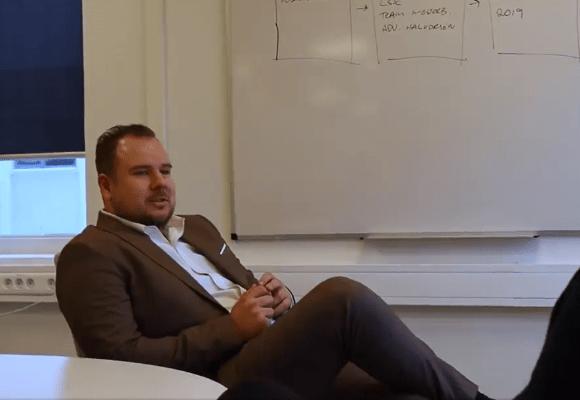 Dennis Aasterud Pedersen, SD Media