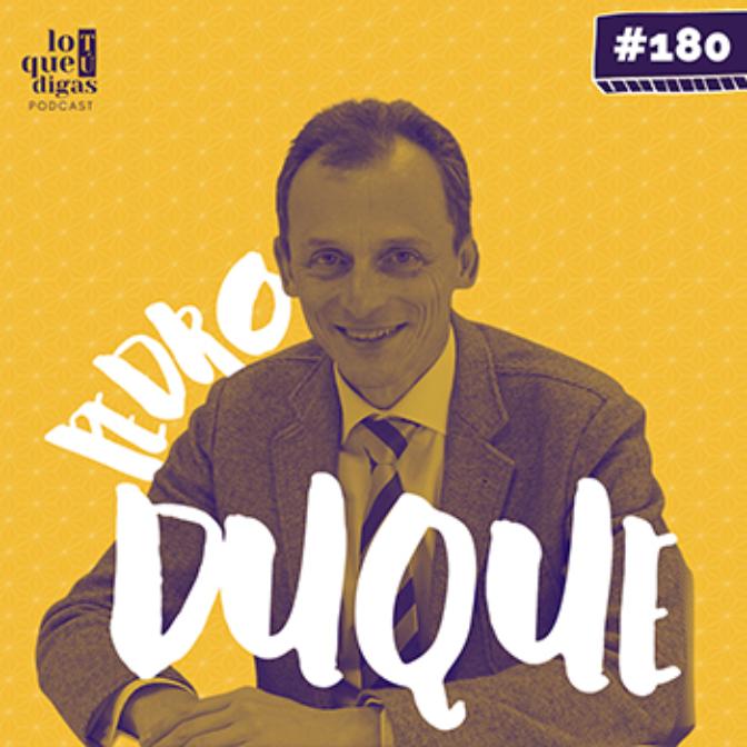 #180: Pedro Duque – El ministro espacial