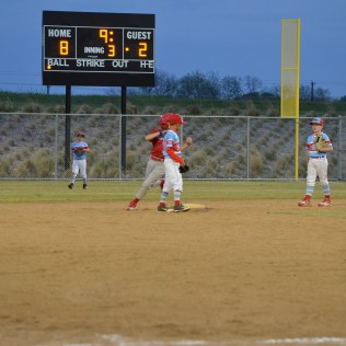 Rangers Little League 081