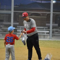 Rangers Little League 107