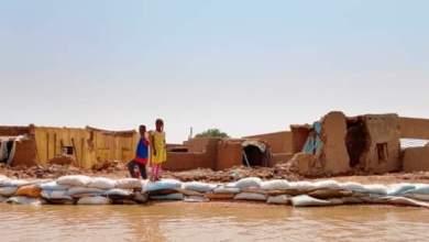 الصليب والهلال الاحمر بجنيف يحذر من عواقب وخيمة للفيضانات والسيول بالسودان