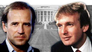 الانتخابات الأمريكية 2020: بالصور ترامب وبايدن على مر السنين