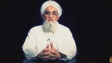 """أنباء عن وفاة زعيم القاعدة أيمن الظاهري لـ""""أسباب طبيعية"""""""