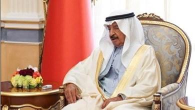 وفاة رئيس الوزراء البحريني خليفة بن سلمان