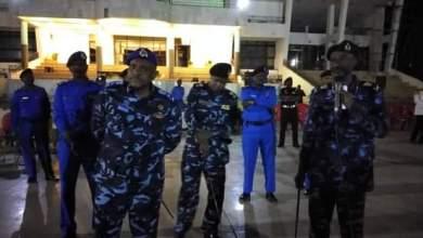 شرطة الخرطوم تنفذ حملة ليلية كبري لمحاربة الظواهر السالبة وتجفيف منابع الجريمة