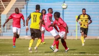 لقطات من مباراة اليوم السودان(1) -(0) غانا