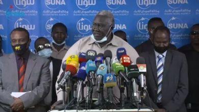 عقار يؤكد على اهمية توحيد اطراف الثورة السودانية