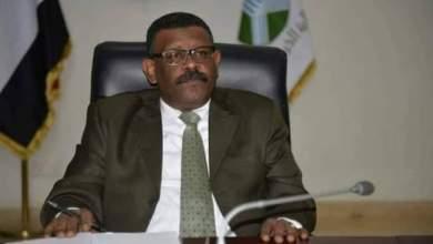 والي ولاية الخرطوم : أيمن خالد نمر