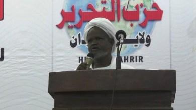 الأمين السياسي للاخوان المسلمون يحذر من مؤامرة تقسيم السودان ، ومحاولات فرض العلمانية