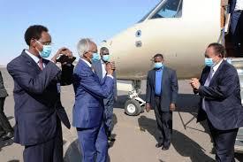 د. حمدوك يختتم زيارته لجمهورية جيبوتي