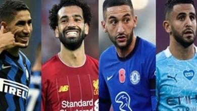 ما موقع النجوم العرب بقائمة أفضل اللاعبين في العالم؟