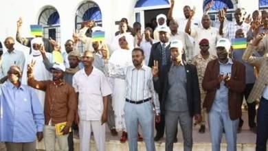 وفد من حركة جيش تحرير السودان يزور الجنينة للتبشير بالسلام