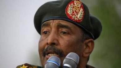 الفريق أول ركن عبدالفتاح البرهان عبد الرحمن رئيس مجلس السيادة الإنتقالي القائد العام للقوات المسلحة