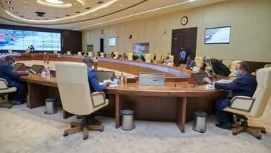 السودان : مجلس الوزراء