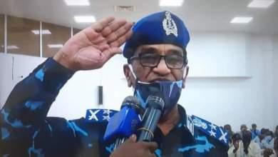 وزير الداخلية الفريق أول شرطة حقوقي الطريفي إدريس دفع ﷲ